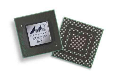 Marvell anuncia sus procesadores de 1.5 GHz para dispositivos móviles