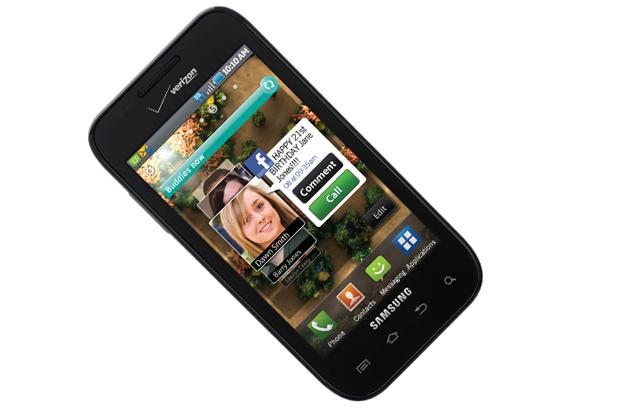 Verizon anuncia el Samsung Fascinate en Estados Unidos