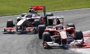 Alonso reina en Monza 3