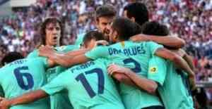Una victoria muy cara para el Barcelona 3