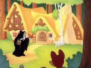 Blancanieves: la reina de su casa 8