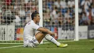 La ansiedad de Cristiano Ronaldo 3