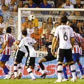 De Gea salva al Atlético de Madrid ante el Valencia 3