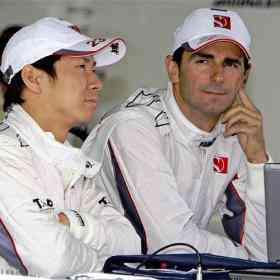 Pedro Martínez de la Rosa podría quedarse fuera de Sauber 3