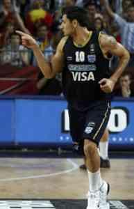 Argentina deja sexta a España 3