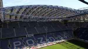 estadio de poznan para la eurocopa 2012