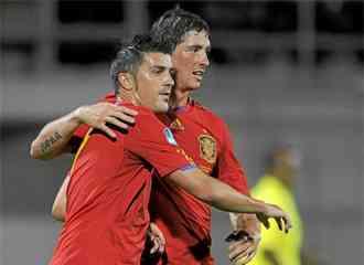 España barre a Liechtenstein 3