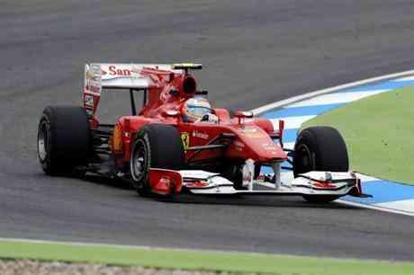 Ferrari, aún optimista con Fernando Alonso 3