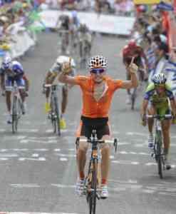 Igor Antón gana Valdepeñas de Jaén