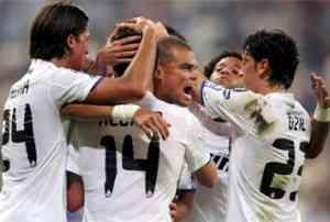 El Madrid gana y convence ante el Ajax 3
