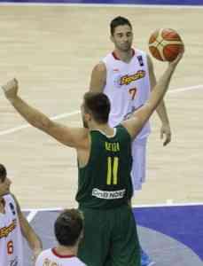 España no gana a Lituania, y se complica el camino 3
