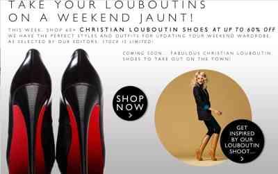 Zapatos de Loboutin a muy buen precio 3