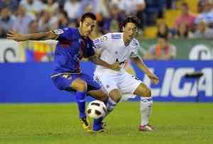 El Levante saca los colores al Madrid 3