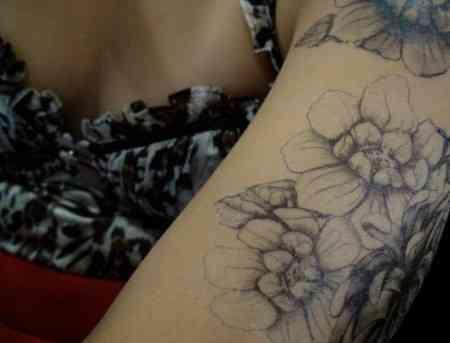 Unos tatuajes muy chic 7