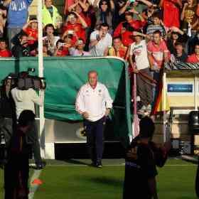 Espana juega frente a Lituania