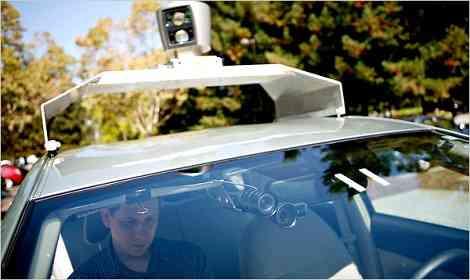 Google desarrolla coches que se conducen solos 7