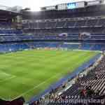 Visita al Bernabeu para ver el Real Madrid - AC Milan 1
