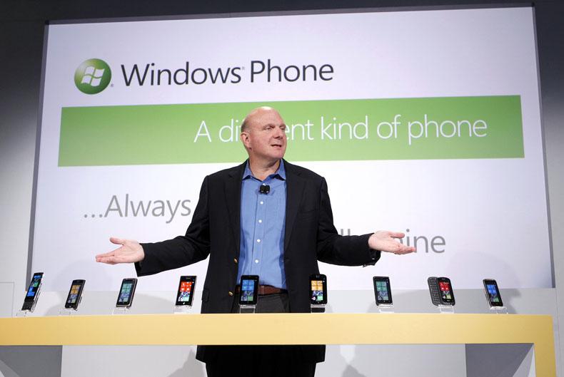 Microsoft lanza oficialmente Windows Phone 7 junto con 5 nuevos terminales 3