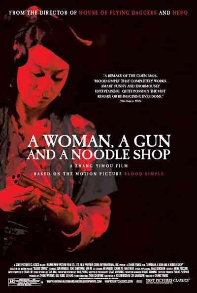 Sitges 2010: 'A Woman, a Gun and a Noodle Shop', el cine negro se vuelve de colores 7