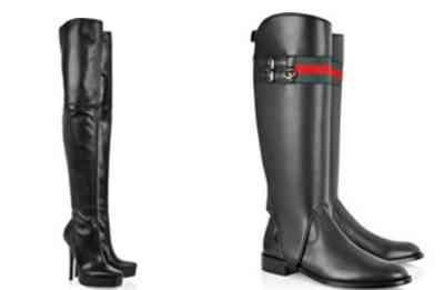 Este invierno, las botas son de Gucci 8