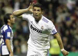 Cristiano Ronaldo aparece en el Rico Pérez 3