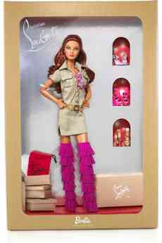 Barbie vista por Loboutin 5