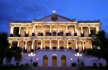 Taj Falaknuma Palace, palacio convertido en hotel 3