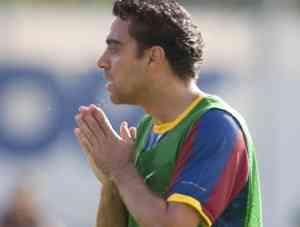 Xavi Hernández no debería arriesgar 3