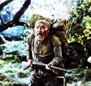 Dersu Uzala: cazador de hombres. 9
