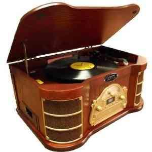 diseño clásico y última tecnología en este reproductor de música