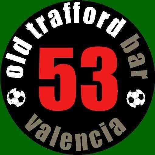 OldTrafford Bar Valencia