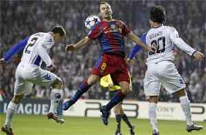 barcelona empata frente al copenhague
