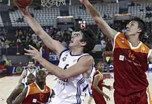 El Madrid gana al Virtus en la Euroliga