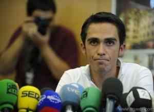 Contador se enfrenta a los micrófonos de TVE 3
