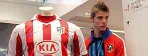 De Gea no se mueve del Atlético de Madrid 3