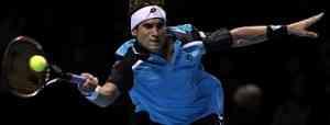 David Ferrer se despide del Masters de Maestros sin ganar 3
