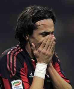 Inzaghi se lesiona y dice adiós a la temporada 3