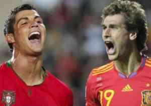 Portugal Vs España, un partido amistoso con morbo
