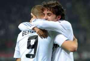 El Madrid gana un punto en el último minuto en San Siro 3