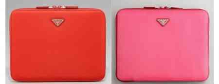 Lujo para tu iPad: fundas de Prada 3