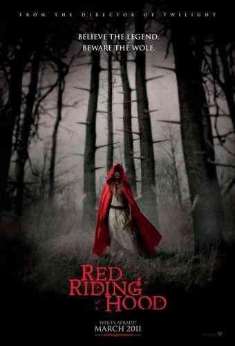 'Caperucita Roja' versión 'Crepúsculo' 3