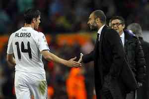Xabi Alonso, el único que se salvó del Real Madrid 3