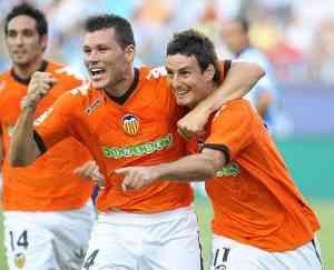 El Valencia remonta en Anoeta 3