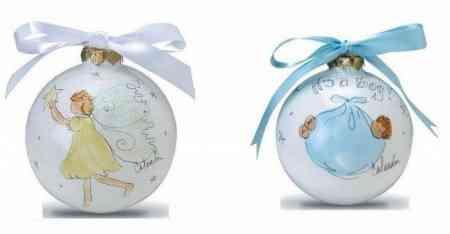 Bolas de lujo en tu árbol de Navidad 3