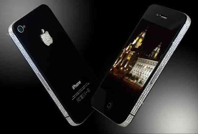 La carcasa de iPhone 4 mas cara del mundo 3