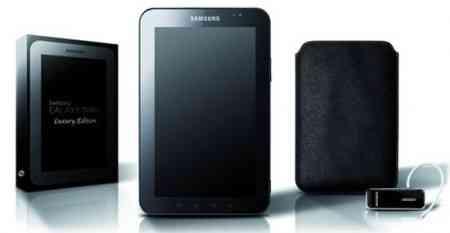 El lujo también llega a Samsung Galaxy Tab 5