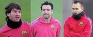 El Barcelona juega a otra cosa 3