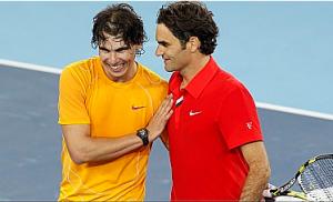 Nadal y Federer, cracks en todos los aspectos 7