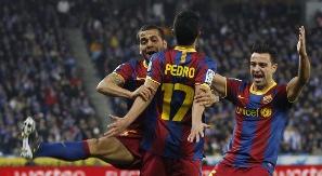 El Barcelona conquista Cornellá 3