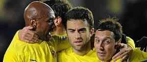 El Villareal salva la Europa League 3